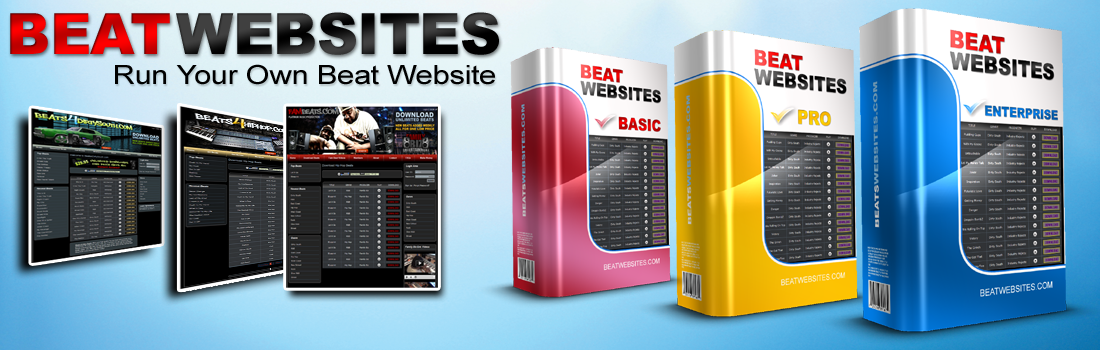 Beats Websites