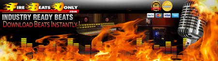 Sample Beat Website Header