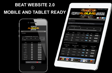 Sell More Beats With Mobile Ready Beat Sites